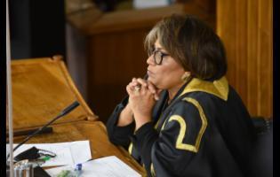 Speaker of the House of Representatives Marisa Dalrymple-Philibert.