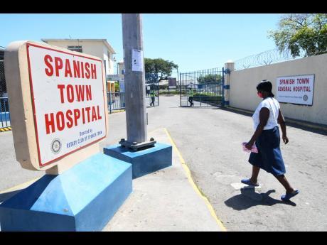 Spanish Town Hospital