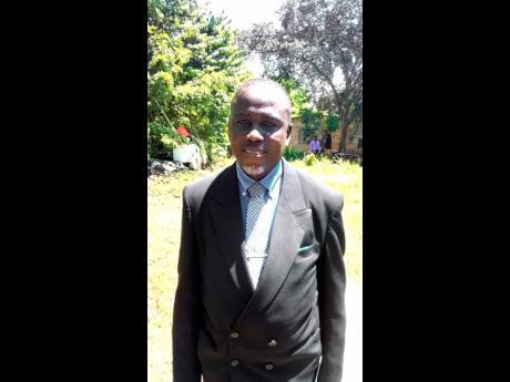 Pastor Howard Palmer